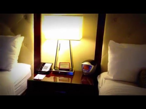 Crowne Plaza Times Square (NYC) Room Review
