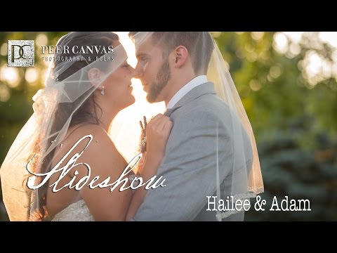 Beloit Country Club Wedding Slideshow   Hailee + Adam by Peer Canvas Photography and Films