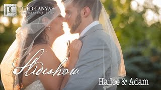 Beloit Country Club Wedding Slideshow | Hailee + Adam by Peer Canvas Photography and Films