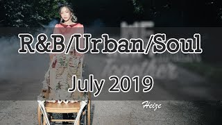 Korean R&B/Urban/Soul July 2019 Mix | 알앤비/어반 7 월 2019 음악 최신곡 🎧 Kpop Playlists