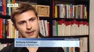 Aging Germany - an overview   People & Politics