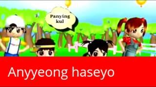lagu anak korea
