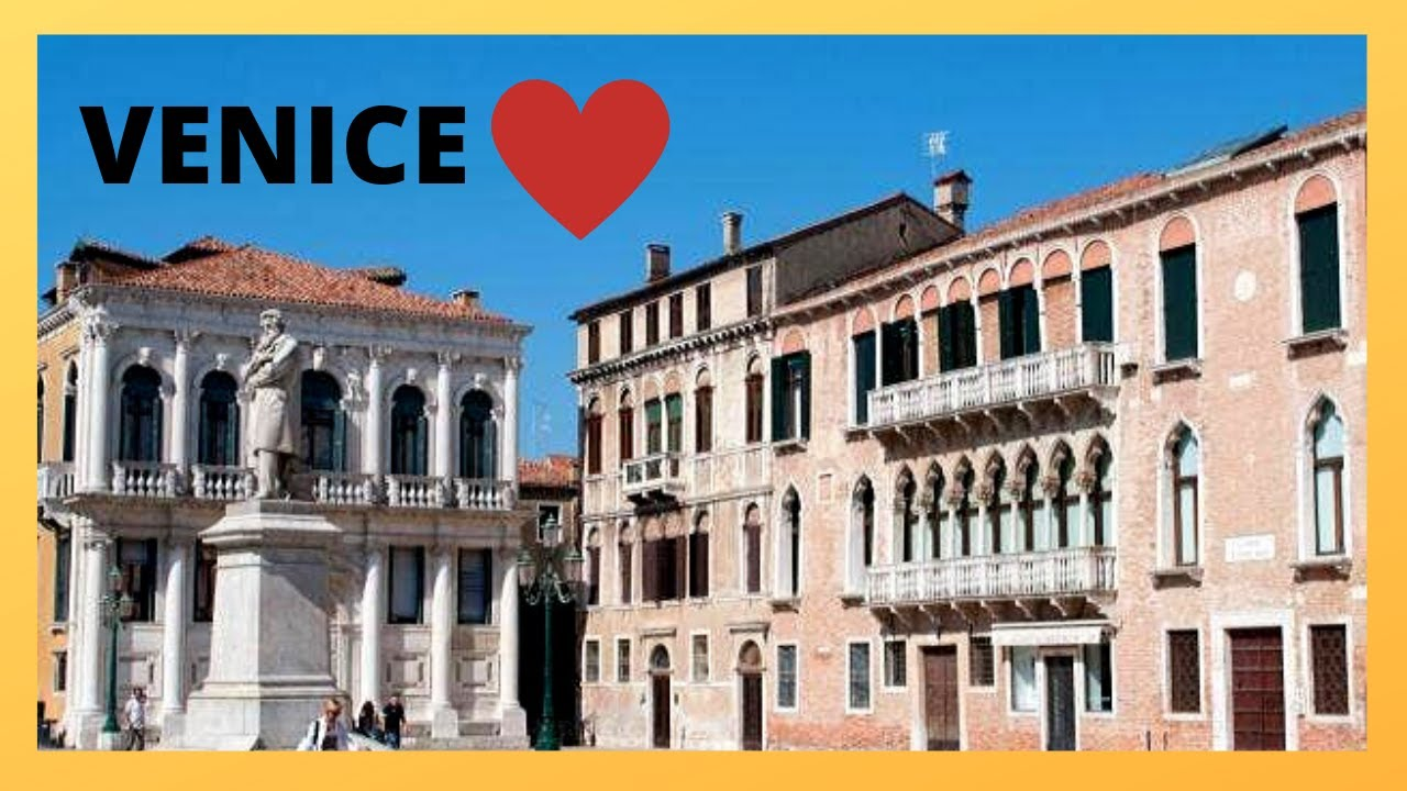 Venice Italy Architecture the spectacular architecture of venice, italy - youtube