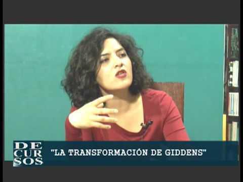 La Transformación de Giddens