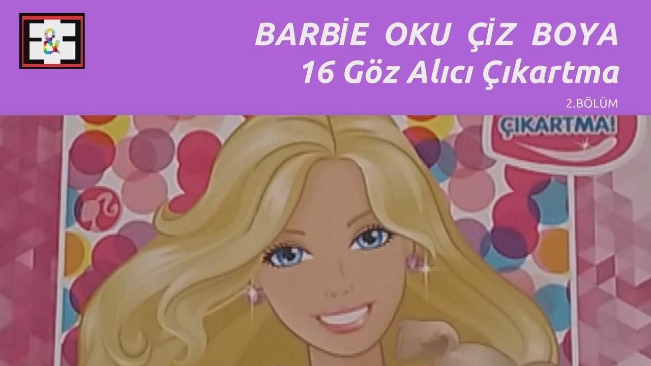 Barbie Boyama 2 Bölüm