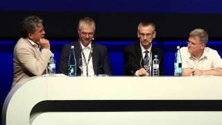 Kongress Digitaler Wandel 2015: Podiumsdiskussion