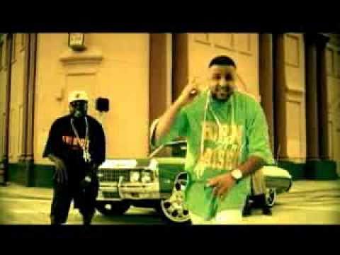 Dj Khaled ft. Trick Daddy,Rick Ross & Pitbull - Born N Raised-MTV Version