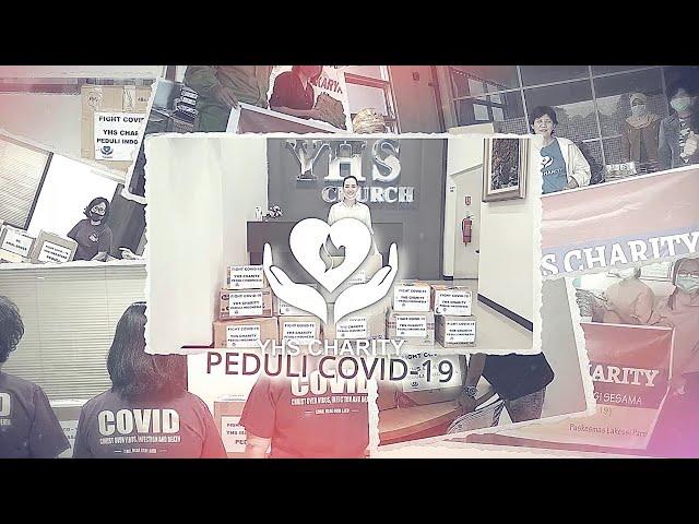 YHS Charity - Peduli COVID-19