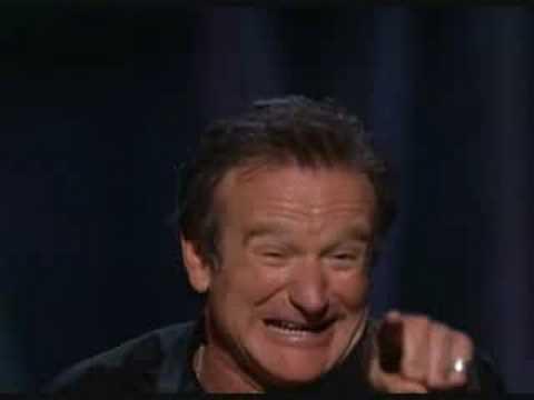 Robin Williams Live on Broadway - Biblical History