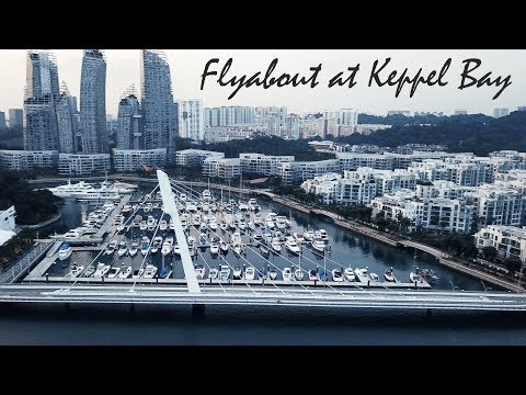 Drone Flyabout at Keppel Bay