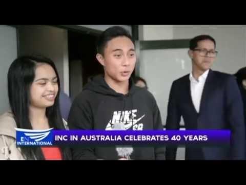 INC Australia celebrates 40 years!