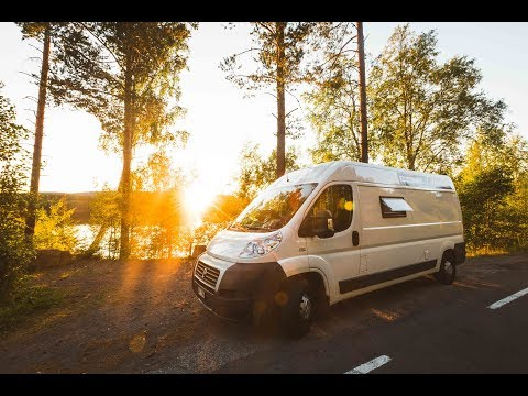 WELCOME TO NORWAY - #VANLIFE