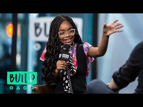 "Marsai Martin Chats About ABC's ""Black-ish"""