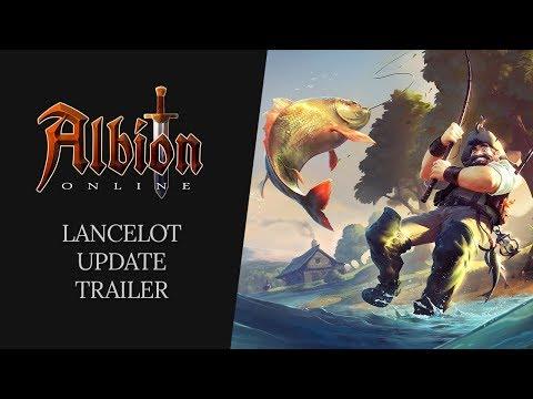 Albion Online | Lancelot Update Trailer