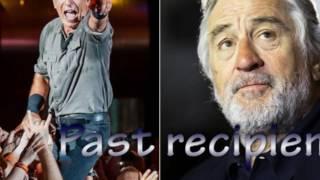 Bruce Springsteen, Diana Ross, More Awarded Presidential Medal of Freedom