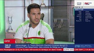 """Yacine, supporter algérien : """"L'Algérie est le favori de cette CAN"""""""