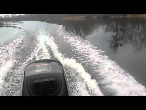 видео: Suzuki 9.9 as лодка SHTORM 330 ДНЕПР 21.03.16.