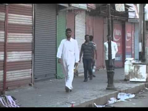 Strike affects normal life in Kashmir