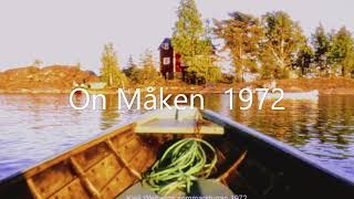 Åmål vid Vänern.En tillbakeblick på åren som har gått 1963-2019