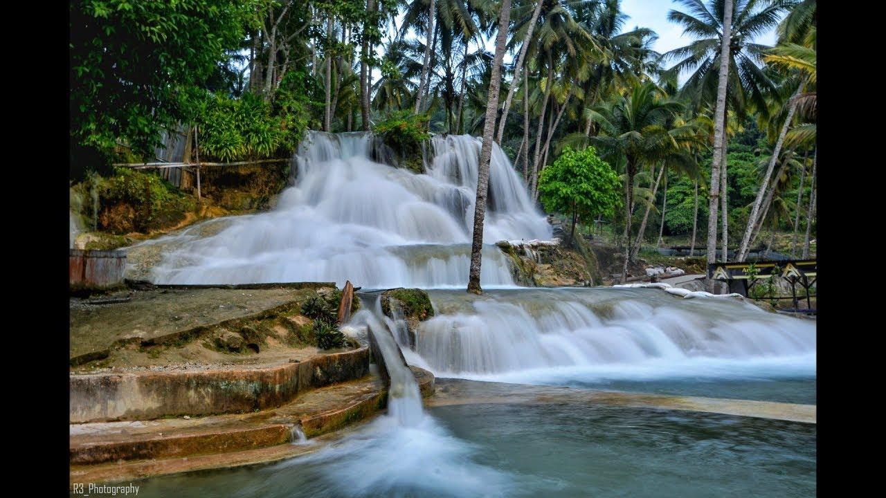 Wisata Alam AEK SIJORNI , Padang Sidempuan , Sumatera Utara