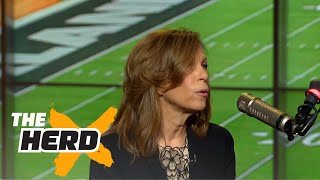 Former Raiders CEO Amy Trask with great story about Al Davis and more  | THE HERD (FULL INTERVIEW)