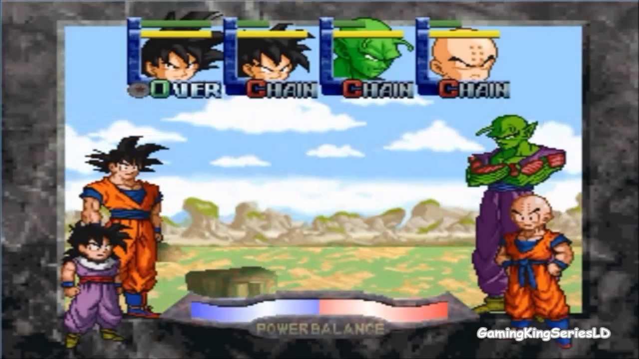 Dragon Ball Z: Legends Ps1 Part 1 Nappa e Vegeta【HD】 - YouTube