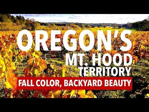 OREGON'S MT. HOOD TERRITORY: FALL SPECIAL