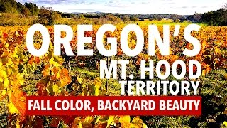 OREGON'S MT. HOOD TERRITORY: FALL SPECIAL