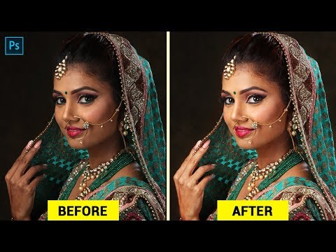 High-End Skin Retouching & Photo Editing in Photoshop in Hindi from YouTube · Duration:  13 minutes 54 seconds