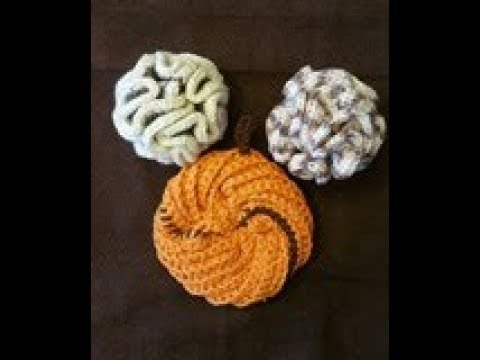 Tuto Crochet Fleur De Douche Facile Tutorial Crochet Shower Flower