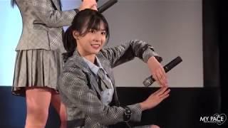 [직캠/FanCam]2018년 10월 28일 일본 오카야마 환태평양대학(IPU) 12회 ...