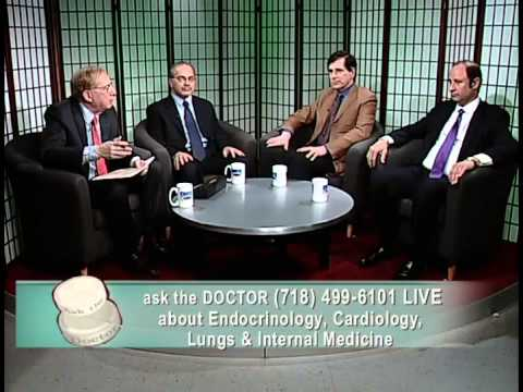 Ask the Doctor: Endocrinology, Cardiology, Lungs & Internal Medicine