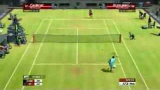 Virtua Tennis 3 Demo (PS3)