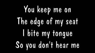 You Me At Six- Bite My Tongue Featuring Oli Sykes Lyrics