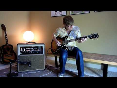 Matchless Avalon 30 Fat Sound Guitars amp demo by Greg V