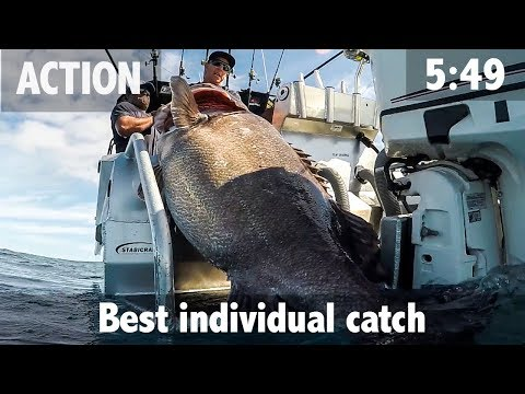 Greatest Fishing Catches
