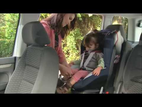 Детские автокресла I Как усадить ребенка в Maxi-Cosi Тоби