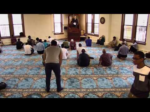 Br.  Zaid Abbassi Friday Khutbah Patience and Victimhood 2/22/2017