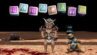 Mortal Kombat 9: Kitana | Arcade Ladder (EXPERT)