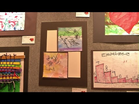 Student Artwork is on Display in Cobb's Art Galleries