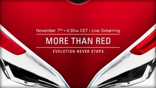 Ducati World Premiere 2017 - More than Red: Evolution Never Stops (ENG)