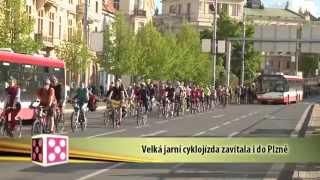 Plzeň v kostce (28.4.-4.5.2014)