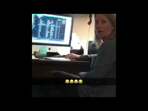 Mom finds son's Spotify Playlist and is very shocked.