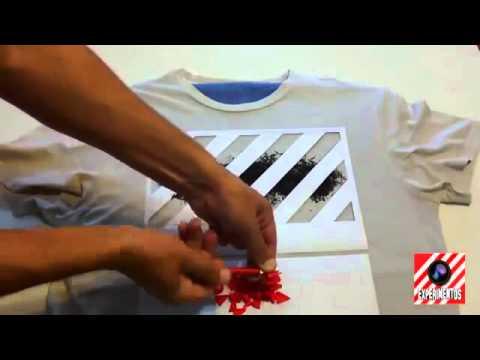 29af19be426e0 Como Personalizar Camisetas Caseras