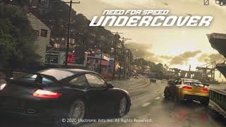 Need For Speed Undercover 2018 Remake ( New Startscreen + Intro )