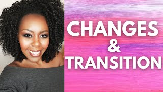 Now is the Time #1 - Changes and Transition | How to Deal with CHANGE in 2020