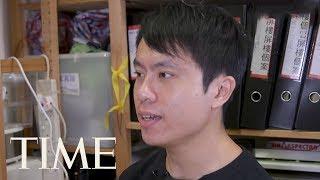 Meet Legislator Roy Kwong, The God Of Hong Kong Protests | TIME