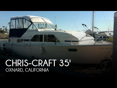 [UNAVAILABLE] Used 1974 Chris-Craft 350 Catalina in Oxnard, California