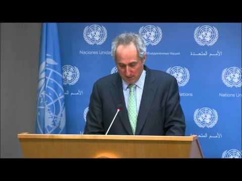 On Sri Lanka, After 2 Rights Defenders Arrested, UN No Specific Comment