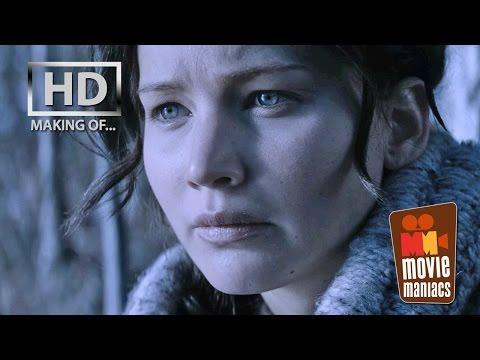 Making Of... Die Tribute Von Panem - Mockingjay Teil 1 (2015) Jennifer Lawrence